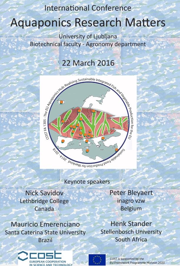Ljubljana conference flyer